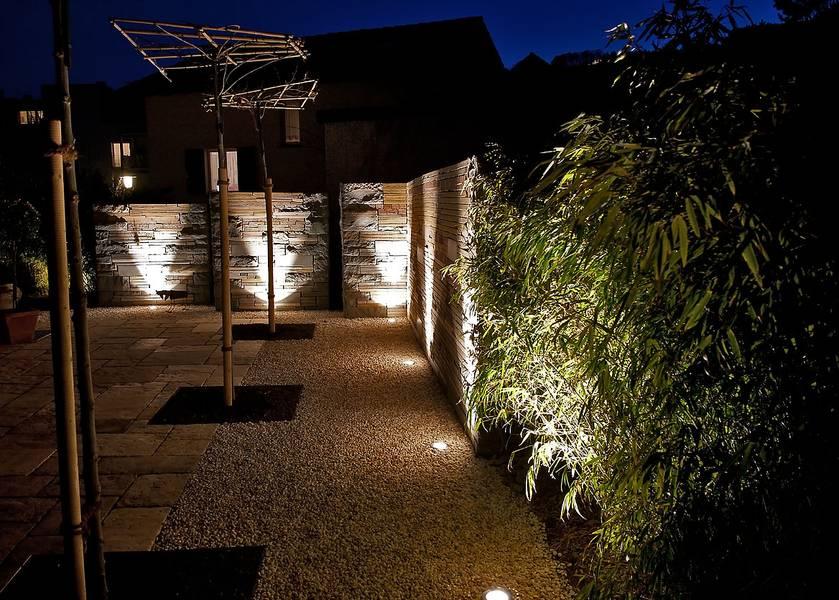 beleuchtung - e&m gartenwelten, Garten Ideen