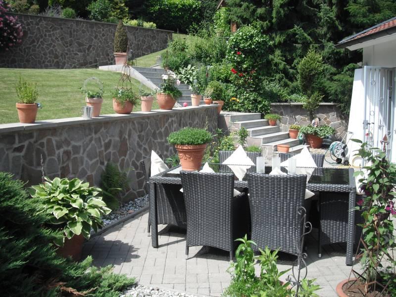 Terrassen E M Gartenwelten